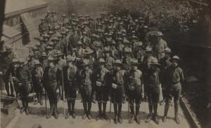 nastup na etapu 1908-1909